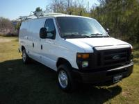 Options:  2011 Ford E-Series Cargo 3Dr Cargo