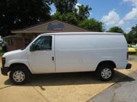 2011 Ford Econoline E-350 Work Van  Options:  Fuel