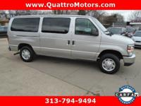 Snag a bargain on this 2011 Ford Econoline Wagon XLT
