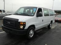E-350SD XL, Extended Wagon, 5.4L V8 EFI Flex Fuel,