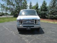 Clean, LOW MILES - 59,917! Oxford White exterior and