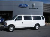 Options Included: N/A**15 PASSENGER**XLT SUPER DUTY