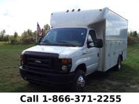 2011 Ford Econoline Van Features: Leather Seats -