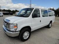 The 2011 Ford Econoline Cargo van is a solid choice for