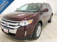 Only 69,001 miles the Ford Edge has everything you