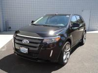 AWD. Classy Black! Move quickly! Here at Wendle Motors,