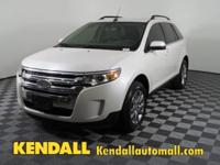 This 2011 Ford Edge Limited is offered to you for sale