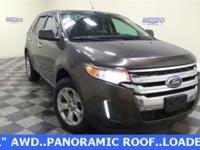 New Price! Gray 2011 Ford Edge SEL AWD 6-Speed