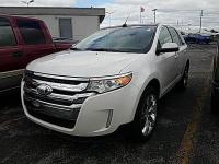 Clean CARFAX. CARFAX One-Owner. 2011 Ford Edge Limited