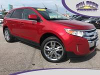 Recent Arrival! CARFAX One-Owner. 2011 Ford Edge