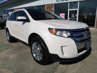 2011 Ford Edge Limited All Wheel Drive With