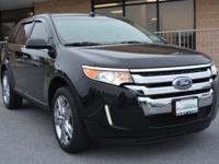 Clean Carfax. AWD. Classy Black! Rest assured in the