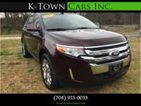 Options:  2011 Ford Edge Limited Sport Utility