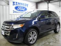 Options:  2011 Ford Edge Limited|||71508 Miles|Vin: