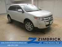 Options:  2011 Ford Edge 4Dr Limited Awd|4-Wheel