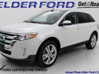 Recent Arrival! 2011 Ford Edge 4D Sport Utility Limited