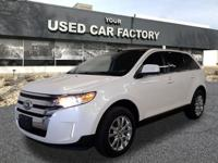 Options:  2011 Ford Edge Limited|Limited 4Dr
