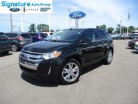 Options:  2011 Ford Edge Limited|Black|Charcoal Black