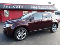Options:  2011 Ford Edge Come See Our Wide Selection Of