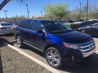 2011 Ford Edge Limited Priced below KBB Fair Purchase