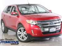 You can expect a lot from the 2011 Ford Edge! Packed