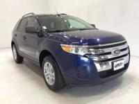 Options:  2011 Ford Edge Se|Blue|*Alloy Wheels|Power