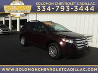 Options:  2011 Ford Edge Se|2011 Ford Edge Se In Purple