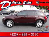 Introducing this 2011 Ford Edge with 24,274 miles.