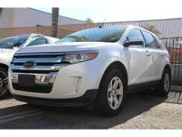 Discerning drivers will appreciate the 2011 Ford Edge!