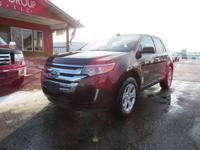 Options:  2011 Ford Edge Heated Leather Seats! Meet Our