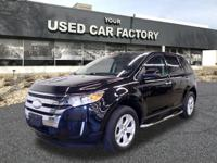 Options:  2011 Ford Edge Sel|Awd Sel 4Dr