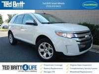 2011 Ford Edge SEL AWD, Leather interior, Panoramic