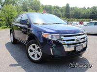 New arrival! 2011 Ford Edge SEL! This vehicle has a