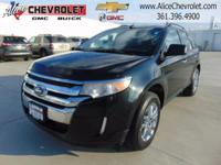 Slate Metallic 2011 Ford Edge SEL FWD 6-Speed Automatic