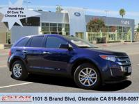 This outstanding 2011 Ford Edge SEL is offered by Star
