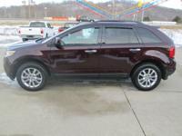 Exterior Color: maroon, Body: SUV, Engine: 3.5L V6 24V