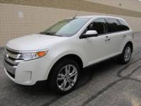CHECK OUT THIS SUPER SPACIOUS 4-dr 2011 FORD EDGE AWD