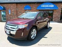 This 2011 Ford Edge 4dr Limited SUV features a 3.5L V6