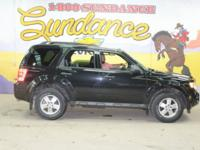 Black 2011 Ford Escape XLT FWD 6-Speed Automatic