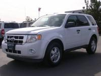 2011 Ford Escape XLT 4D 4-Cyl 2.5L 4X4 Automatic 6-Spd.