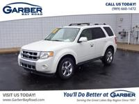 Recent Arrival! AWD. Clean CARFAX. 2011 Ford Escape