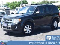 Tried-and-true, this 2011 Ford Escape Limited