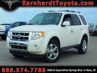 We are happy to offer you this 1-OWNER 2011 FORD ESCAPE