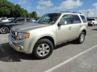 The 2011 Ford Escape is a winner in the segment of