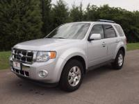 2011 Ford Escape SUV Limited Our Location is: Cadillac