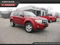 2011 Ford Escape SUV XLT Our Location is: Chrysler On