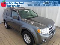 AWD. Success starts with Apple Valley Ford! The SUV