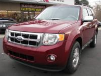 2011 Ford Escape XLT Flex Fuel 4WD with ONLY 5 K