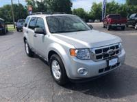 2011 Escape XLT AWD Local Trade, Non-Smoker, Power