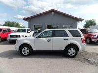 How about this versatile 2011 Ford Escape XLT 4WD shown